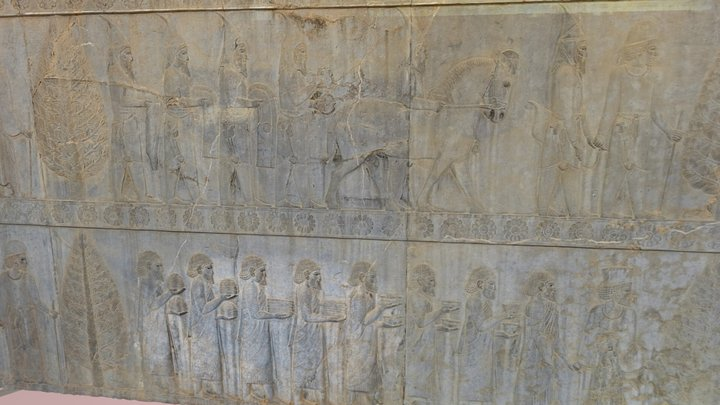 Persepolis 06 3D Model