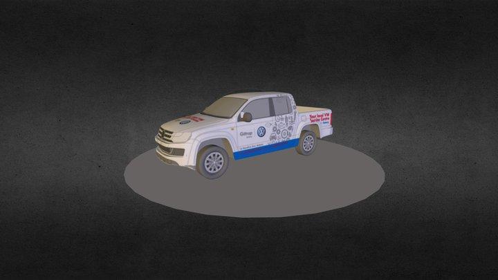 Amarok 3D Model