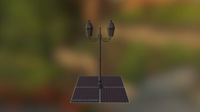 prop_Lantern 3D Model