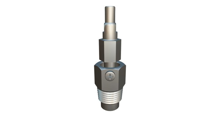 ВП-ПОН-2 3D Model
