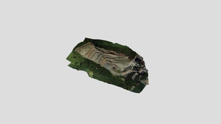 Carrière modélisation 3D 3D Model