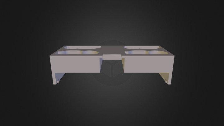 ControllerPro Box (top) 3D Model