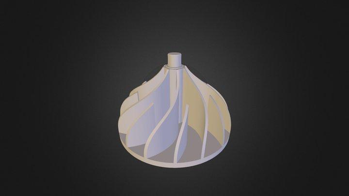 turbine_fan 3D Model