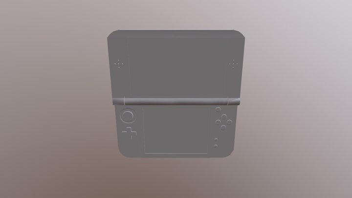 3DSXL 3D Model