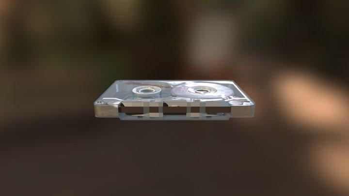casette mk3 3D Model