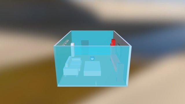 Aspiradora 2 3D Model