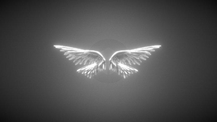 Archangel Wings - Minecraft 3D Model