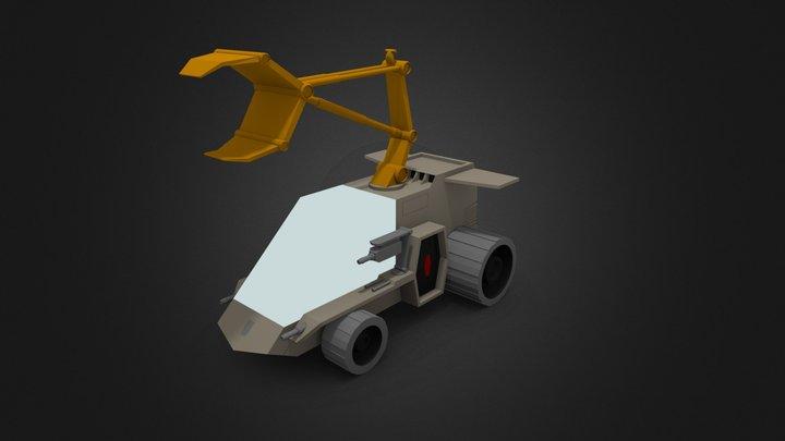 JAYCE FORCER 3D Model