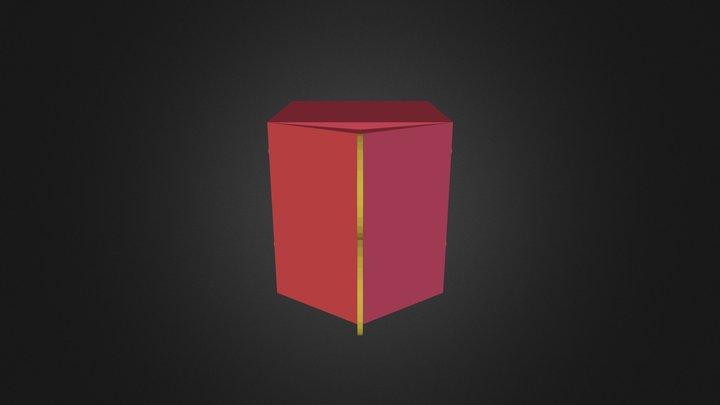 Mcdonalds Bag 3D Model