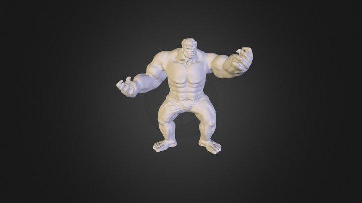 H Ul Kpose 3D Model