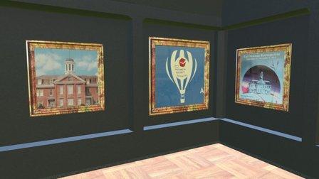 Benton County Historical Museum's Instamuseum 3D Model