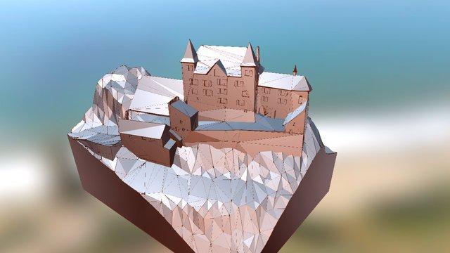 Schloss Wartenfels - Lostorf 3D Model