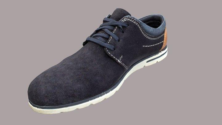 Shoe low poly 3D model 3D Model