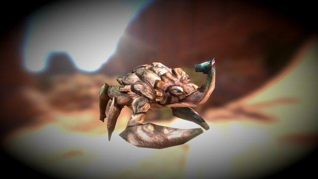 Beetle Final 3D Model