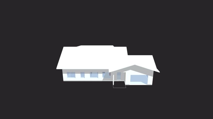 Eckert Residence - Schematic Design 4.4 3D Model