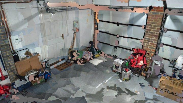 Garage 50d 3D Model