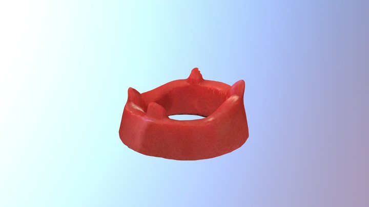 Rée circle 3D Model
