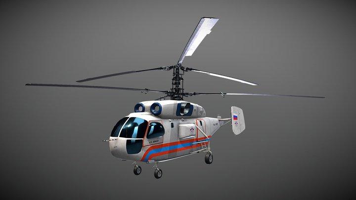 KA-32 3D Model