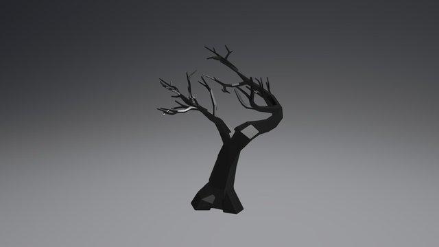 Curve Tree 3D Model