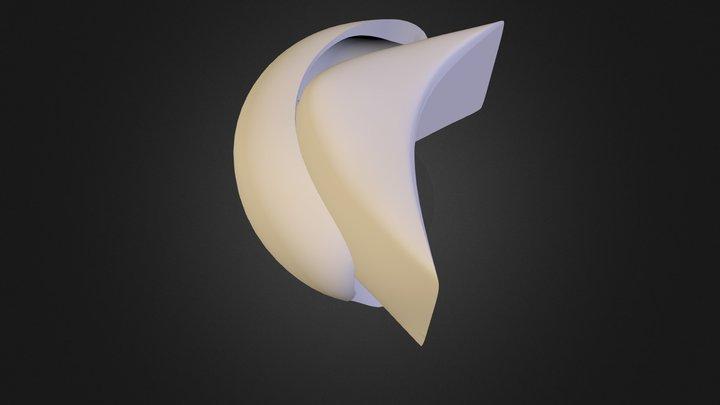 Corner Solo 3D Model