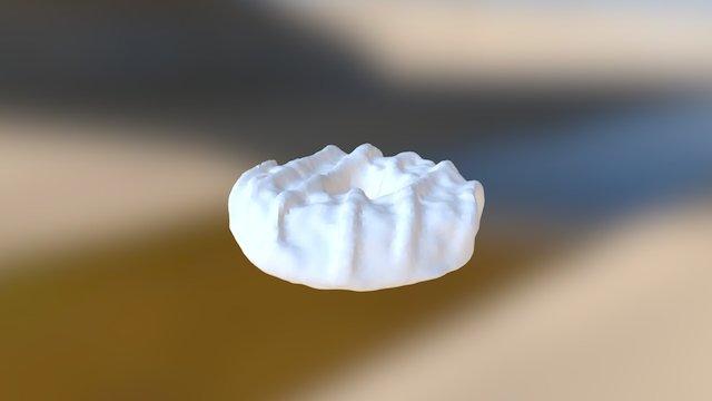 Samoa Cookie 3D Model