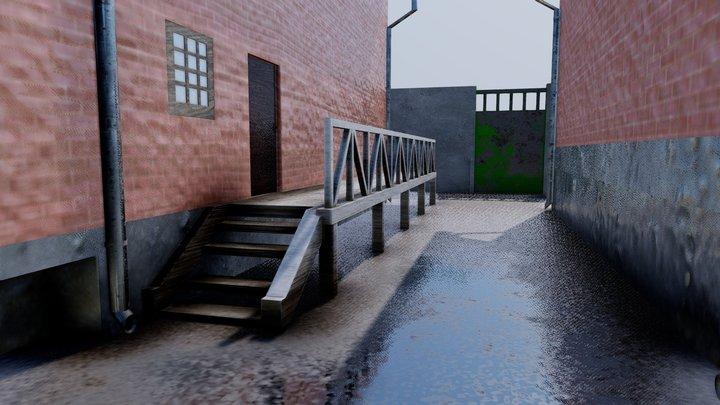 Resident Code Veronica 3D Model