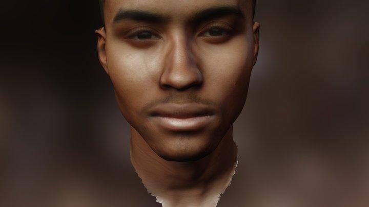 Jared (Agisoft Photoscan) 3D Model