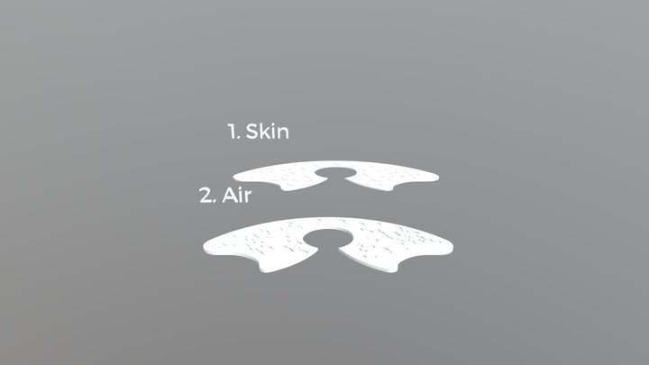 Bodymimicry 3d Model 3D Model