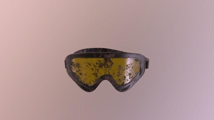 Goggles Week 3 3D Model