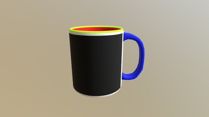 TazaPrueba4 3D Model