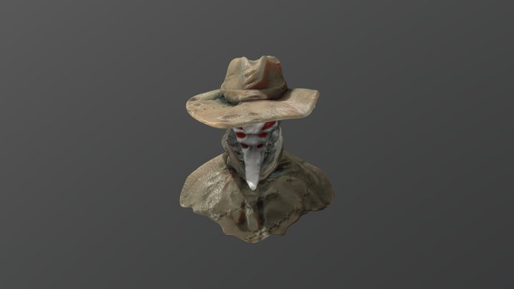 Mario Mars 3D Model