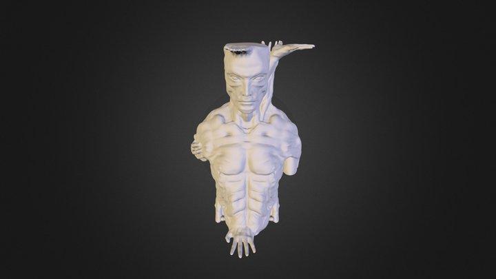 handsman 3D Model