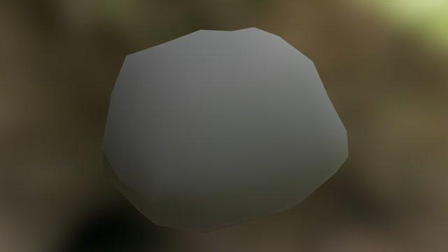 Rock   Blender 3D Model