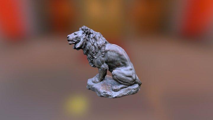 lion collect 3D Model