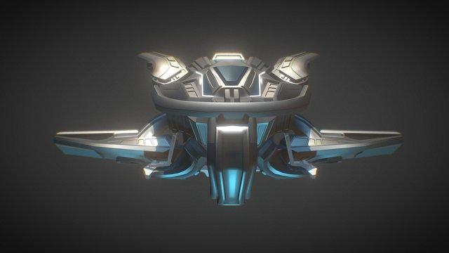 Ship_01_wip 3D Model