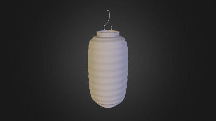 LANTERN SHIFUMI 3D Model