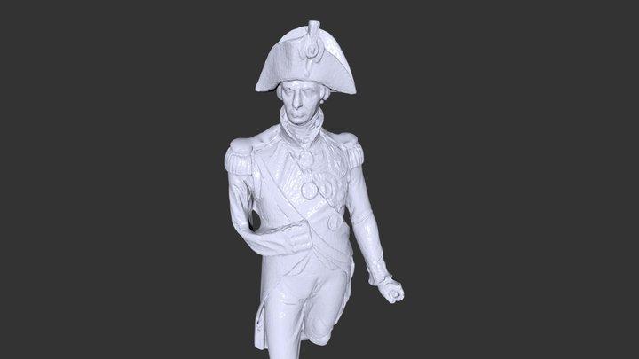 Nelson 3D Model