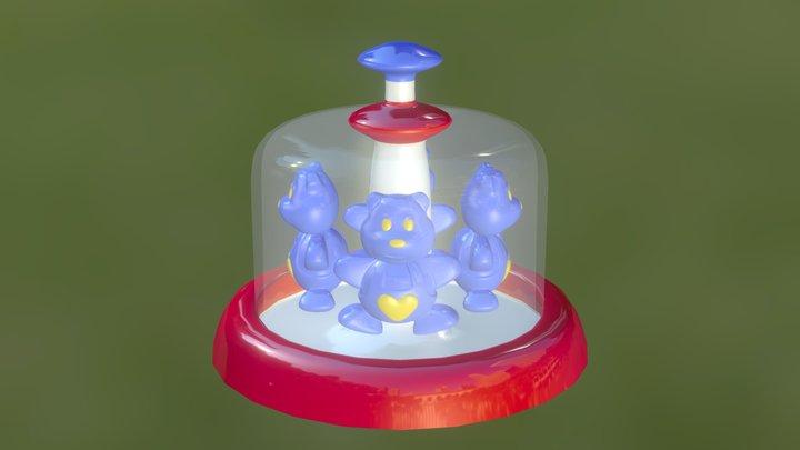 Whirligig 3D Model