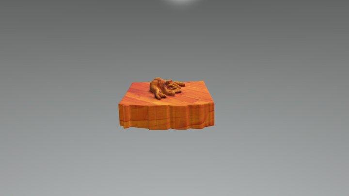 Fleuridian Gleutus 3D Model