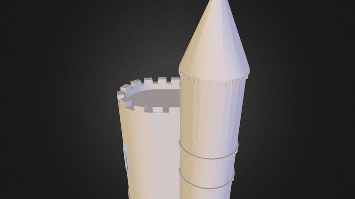 chernovik 3D Model