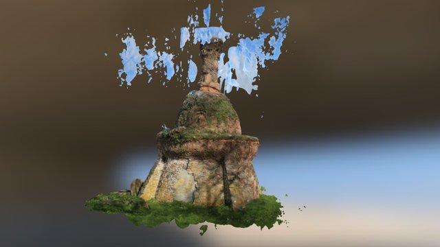 Four à briques du Porribet 3D Model
