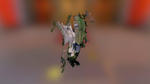 Landscape Test 3D Model