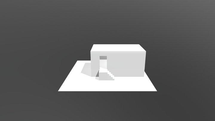 Modeling With Primitives 3D Model