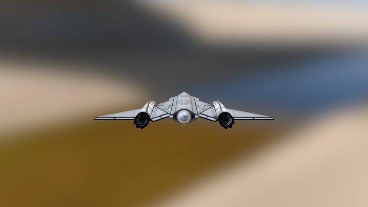 ravenspear-mk3 3D Model