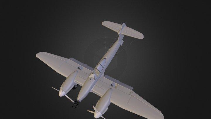 Whirly final model 3D Model