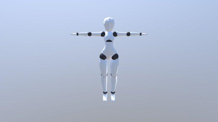 Porynian Base Model v1 3D Model
