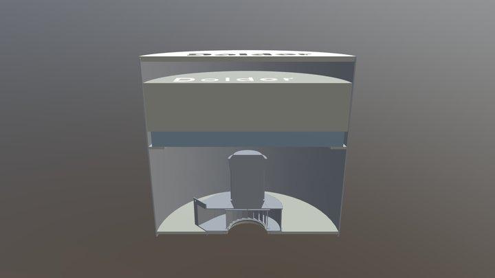 ENSEMBLE DOLDER PUREAIR - A 3D Model