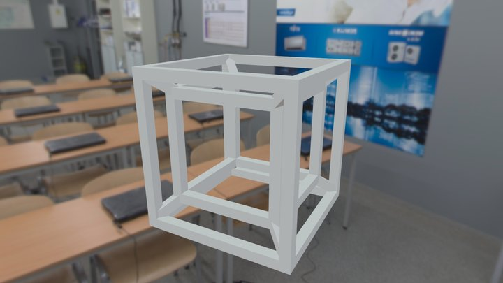 Obj 07 3D Model