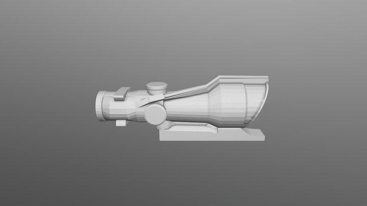 Acog 3D Model