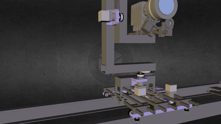 Open Source Motion Control Rig 3D Model